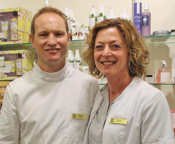 Keren and Craig Hercus