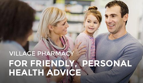 Village Pharmacy Wellington