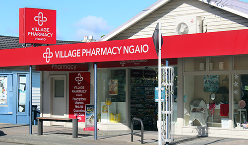 Village Pharmacy Ngaio