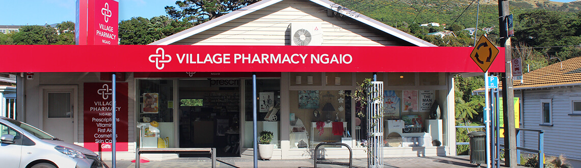 Village Pharmacy contact details